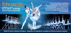 Schwanensee - Das Russische Nationalballett Moskau @ Saturn Arena